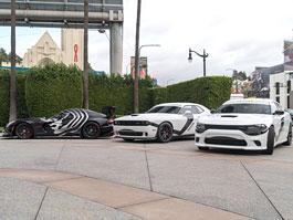 Dodge se přidal na stranu temné síly, představil modely ve stylu Star Wars!: titulní fotka