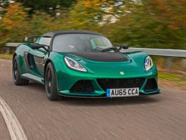 Lotus Exige Sport 350 nahrazuje Exige S (+video): titulní fotka