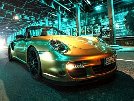 Wimmer RS si pohrál se starším Porsche 911 Turbo Cabriolet: titulní fotka