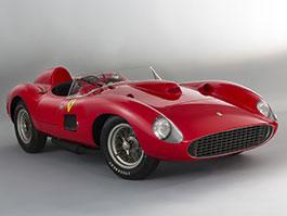 Ferrari 335 S: Mistr světa za tři čtvrtě miliardy korun: titulní fotka