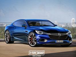 Opel Calibra 2017: To by byla paráda: titulní fotka