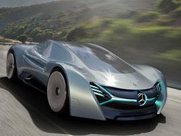 Mercedes-Benz ELK: Vize elektrického supersportu s trojcípou hvězdou: titulní fotka