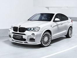 Hamann přiostřil vzhled i techniku BMW X4: titulní fotka