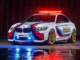BMW M2 je nový safety car pro Moto GP: titulní fotka