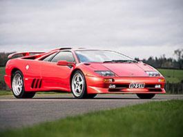 Lamborghini Diablo SV (1999): Rudý ďábel za necelých 6 milionů korun: titulní fotka