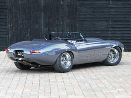Eagle Spyder GT navazuje na E-Type Speedster a Low Drag GT: titulní fotka