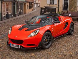 Lotus Elise Cup 250: Nejrychlejší z rodiny: titulní fotka