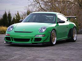 Porsche 911 GT3 RS generace 997 po zákroku Kaege GmbH: titulní fotka
