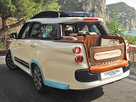 Fiat 500L Tiberio Taxi je malá silniční jachta: titulní fotka
