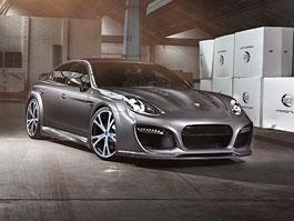 TechArt GrandGT: Pěkně divoké Porsche Panamera Turbo: titulní fotka
