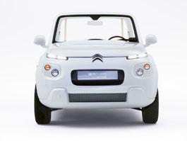 Citroën E-Mehari styled by Courreges: Plážový elegán (+video): titulní fotka