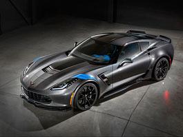 Chevrolet Corvette Grand Sport má závodnické kořeny: titulní fotka