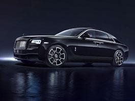 Rolls-Royce Ghost a Wraith Black Badge: Černí duchové: titulní fotka