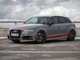 Audi RS 3 Sportback a více než 500 koní: titulní fotka