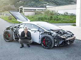 Jon Olsson bude mít novou hračku, RS6 Avant vyměnil za Huracán: titulní fotka