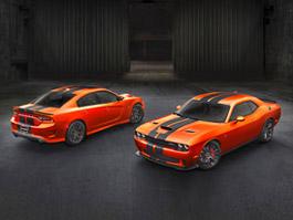 Dodge Challenger a Charger Go Mango: Další barevný návrat do minulosti: titulní fotka