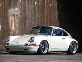 Porsche 911 od Kaege GmbH se vrací do minulosti: titulní fotka