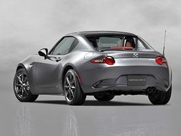 MX-5 RF: Mazda má targu!: titulní fotka