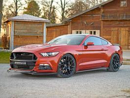 GeigerCars vám vytuní osmiválcový Mustang. Ze 421 koní udělá 820.: titulní fotka