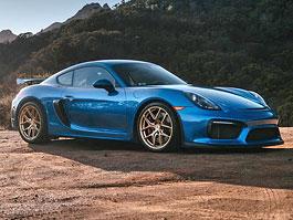 Porsche Cayman GT4: Stvořeno k obdivování: titulní fotka