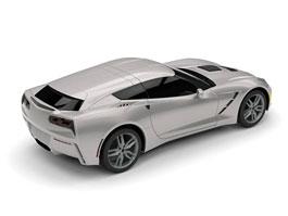 Callaway AeroWagen: Corvette jako stylový shooting brake: titulní fotka