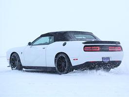 Dodge Challenger SRT Hellcat Convertible: Jediný svého druhu (+video): titulní fotka