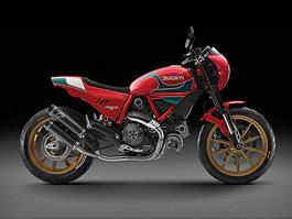 Ducati Scrambler Mike Hailwood Edition: Pocta z Thajska: titulní fotka