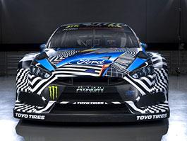 Ford Focus RX pro Kena Blocka nastupuje (+video): titulní fotka