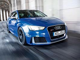 Oettinger Audi RS3: Síla supersportu: titulní fotka