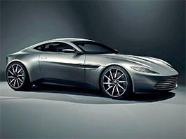 James Bond bude jezdit v elektromobilu: titulní fotka