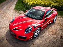 Porsche 911 Carrera S po ladění u mcchip-dkr: titulní fotka