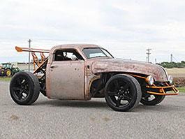 Rat rod pick-up s V8 5.3: Mad Max by zaplesal: titulní fotka