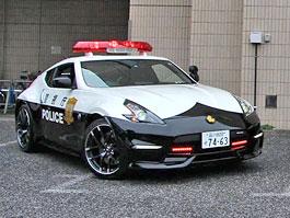 Posily pro tokijskou policii: Nissany 370Z Nismo: titulní fotka