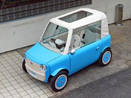 Rimono EV: Elektrický hadraplán z Japonska? Už příští rok: titulní fotka