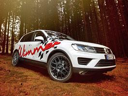Volkswagen Touareg po lehkém ladění u Wimmer RS: titulní fotka