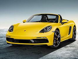 Porsche Exclusive pro 718: Čtyřválce s turbem ještě stylovější: titulní fotka