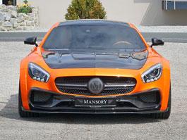 Mansory Mercedes-AMG GT S: Široké blatníky a 220 koní navíc: titulní fotka