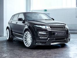 Širší, nižší a výkonnější Range Rover Evoque od Hamannu (+video): titulní fotka