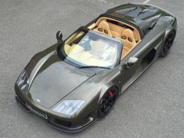Noble M600 Speedster: Otevřený supersport z Albionu stojí 7,2 milionu korun: titulní fotka