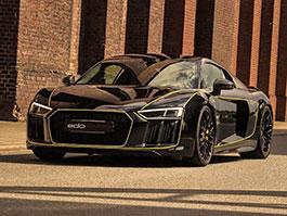 Audi R8 V10 plus s trochou karbonu navíc: titulní fotka