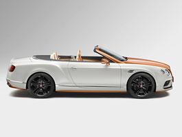 Bentley Continental GT V8 S Convertible: Luxus s oranžovým karbonem: titulní fotka