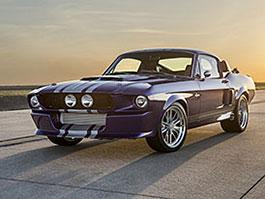 """Shelby GT500CR představuje speciální odstín """"Blurple"""": titulní fotka"""