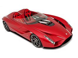 Okuyama Kode57: Ferrari z Japonska nahlíží do minulosti: titulní fotka