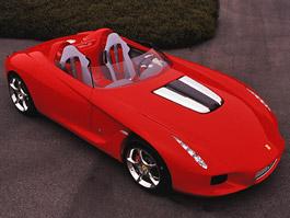 Pod lupou: Pininfarina Ferrari Rossa (2000) - Speedster k narozeninám: titulní fotka