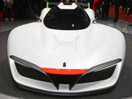 Pininfarina H2 Speed: Vodíkový supersport vznikne v deseti kusech: titulní fotka