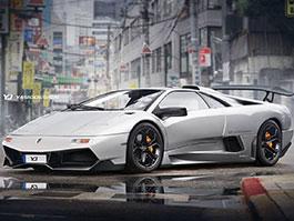 Lamborghini Countach SV a Diablo SV: Jak by vypadaly v 21. století?: titulní fotka