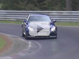 Video: Ostrý Mercedes-AMG C 63 se prohání na Ringu: titulní fotka