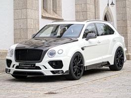 Bentley Bentayga v typickém stylu Mansory: titulní fotka