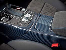 Neidfaktor si pohrál s interiérem Audi RS 6 Avant performance: titulní fotka