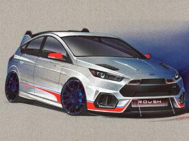 Ford Focus a Fiesta: Divoké hatchbacky pro SEMA Show 2016: titulní fotka